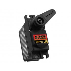 HS-7950TH HV Ultra Torque Coreless Digital Servo Motor (Titanium Gear) (Programmable)