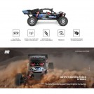 1/12th scale 2.4G 4WD 60km/h 124018 Metal Chassis Off-Road RC Truck Ready-to-run WL-124018