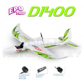 D1400 Sky Surfer Electric Glider, EPO Foam, PNP