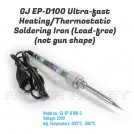 EP-D100S Ultra-fast Heating/Thermostatic Soldering Iron
