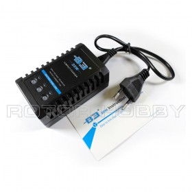 B3 20W Compact Fast Charger for 2S 3S 7.4V 11.1V LiPo Battery (not suitable for large capacity battery)