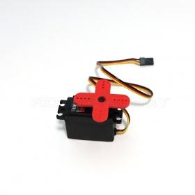Hitec HS-311 (Special set) standard economy servo motor with Red Horn only / hs311 / motors