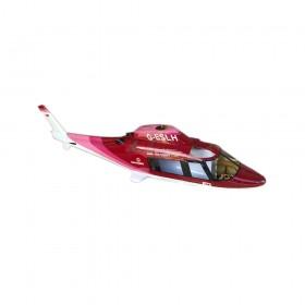 [NETT] FUN-KEY Agusta 109A Deluxe 30 ARF Painted Fiberglass Bodyshell