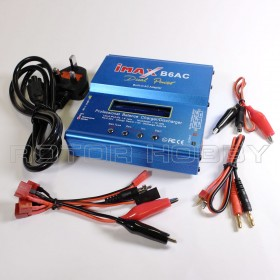 iMAX B6AC 80W AC/DC Professional Balance Charger and Discharger