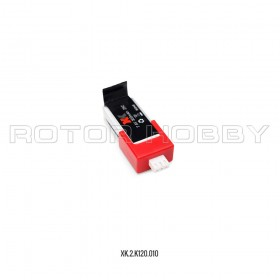 7.4V 300mAh LiPo battery, 25C, Hard Casing