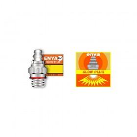 ENYA No.3 hot (1.3 to 1.5 Volt) Glow Plug (Japan)