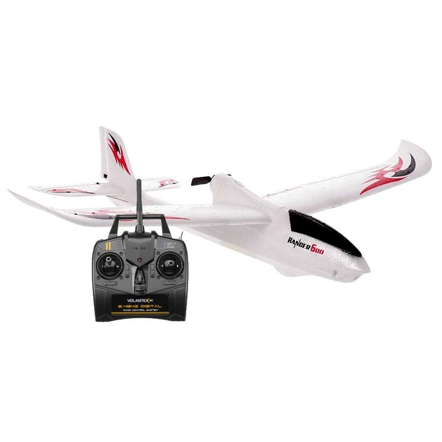 Volantex 2.4Ghz 3CH RC Airplane 6-Axis Ranger 600 RTF RC Aircraft Plane