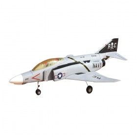 628mm F-4 Phantom II EDF Electric RC Jet Plane with Brushless Motor PNP
