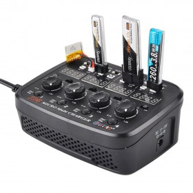 X4 Micro Multi 1S LiPo/LiHV AC/DC 24W 1.5A Battery Charger