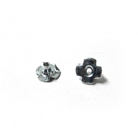 M3 Blind Nut, 3mm, 2pcs