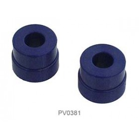 Flap Damper 70 (2pcs), Blue, 5.9x14x11mm, Raptor R30/50 | for [4853] R50 Titan | also for [4854] R50 Titan SE Option Part