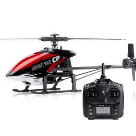 [NETT] Master CP Flybarless Electric Helicopter, RTF