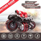 Future Rider 360° Rotation Stunt Flip Drift Off-Road Electric Motorbike