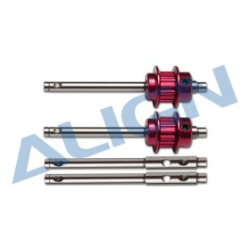 470 Metal Tail Rotor Shaft Assembly for T-REX 470L