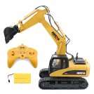 15 Channel 2.4G 1/12th scale RC Metal Excavator 550, RTR