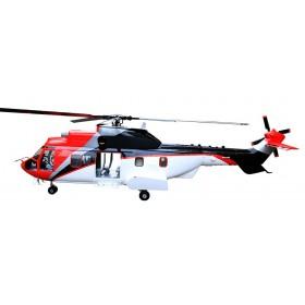 225 ERA Super Puma RC Helicopter KIT 800 Size - Roban Model