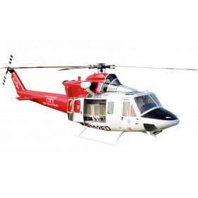 B412 BELL 800 Size Scale Multi-purpose Utility Helicopter KIT
