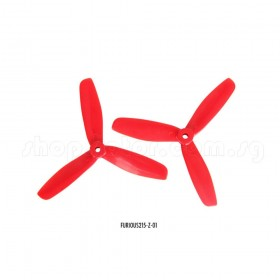 Three blade propellers, CW & CCW for Furious 215 drone