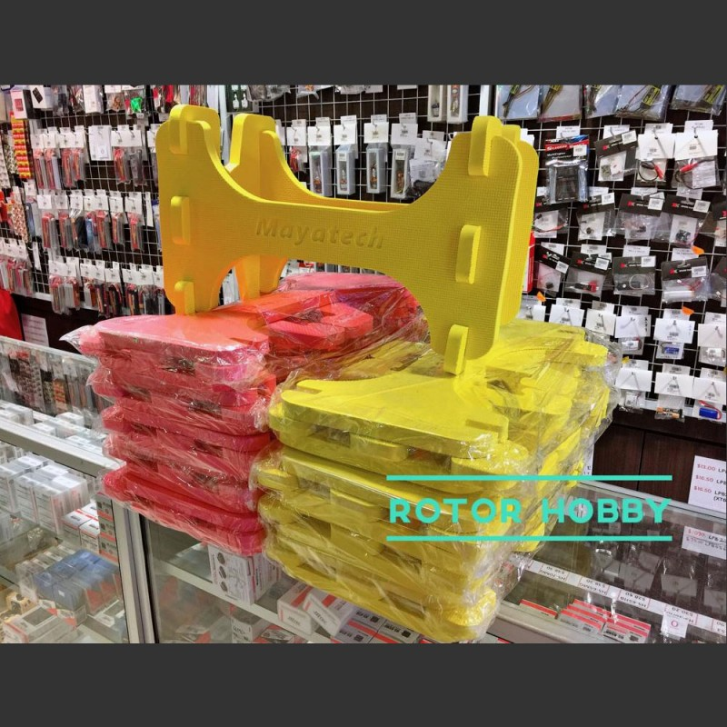 Mayatech Eva Foam Stand For Remote Controlled Airplane Or