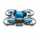 H6 2-in-1 folding RC Motorcycle Drone, Quadcopter