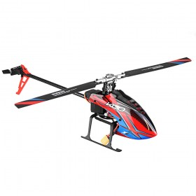 K130 2.4G 6CH Brushless 3D6G System Flybarless RC Electric Helicopter Bind-and-Fly, BNF, Compatible with FUTABA S-FHSS