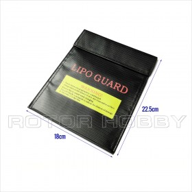 LiPo Battery Guard Fire Protection Bag