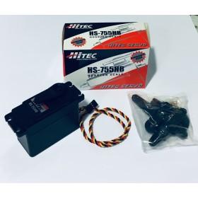 Hitec HS-755HB Analog Quarter Scale Servo Motor (Karbonite Gear)