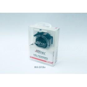 Hitec HS-7235MH HV Mini Digital Speed Programmable Servo Motor (Metal Gear)