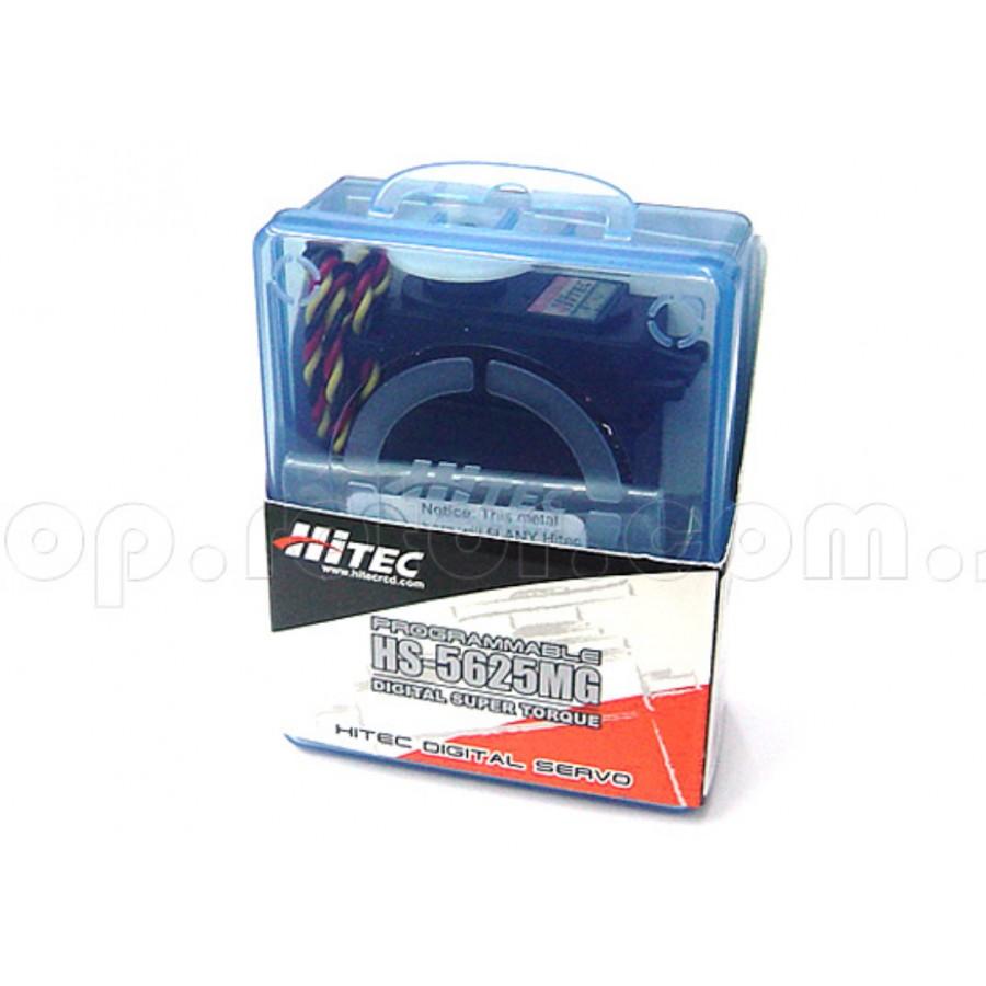 Hitec HS-5625MG Super Torque Programmable Digital Servo