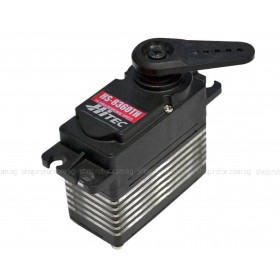 HS-8360TH HV High Response Ultra Speed Programmable Servo Motor (Titanium Gear)