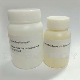 Laminating Epoxy (LE) and Laminating Epoxy Hardener (LEH)