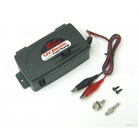GH7670 GLOW HOBBY 12V Electric Fuel Pump, for Rc Glow fuel only (Not suitable for diesel fuel or gasoline)