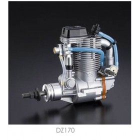 YS ENGINES DZ170 4-Stroke Engine for R/C Airplane
