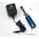 PRO2311 PROLUX Glow Starter Set (High Capacity) w/ Battery Meter, 220V AC Charger & 2500mah Battery  #2311 2311
