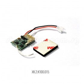XK Innovations Receiver for K100