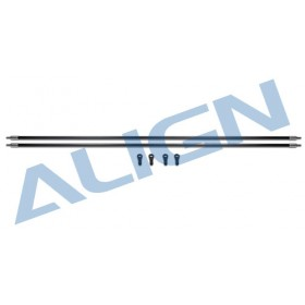 470L Carbon Fiber Tail Linkage Rod for T-REX 470L