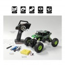 1/18th scale 4WD 18428-B Electric Rock Crawler Climber, 2.4Ghz, Ready-to-run