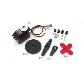 HS-5496MH Digital Standard High Voltage Servo Motor (Metal Gear) Hitec