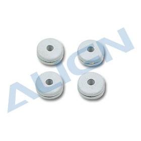 Canopy Nut 4pcs for T-REX 500