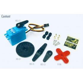Hitec HS-5646WP Digital HV Water Proof High Torque Servo Motor (Programmable) (Metal Gear)