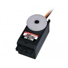 Hitec HS-77BB Low Profile Aileron Servo Motor / HS77BB