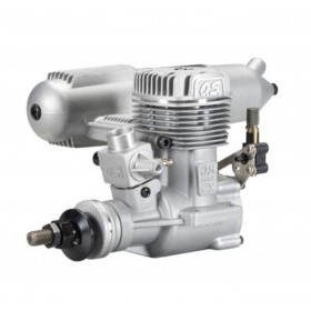 19021 O.S. ENGINES MAX-91FX Ring Engine With Muffler / Max91fx