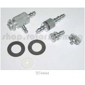 #4444 TET4444 TETTRA Branch Type Fuel Valve with Filter (VBF), Pore size 2mm