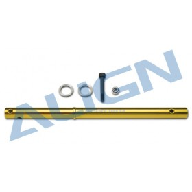 H70H016XXT ALIGN 700E TiN Shaft for T-REX 700E/700X/760X