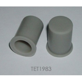 TETTRA No.1983 Caburator Cap, inner diameter 12mm (2pcs)