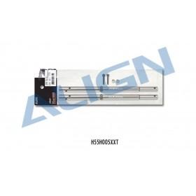 H55H005XXT ALIGN 550E Tri-Blades Main Shaft, for T-REX 550X / 550L