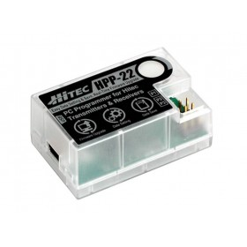 44470 / PN44470 / Hpp22 / Hitec HPP-22 PC Programmer for Hitec Transmitters and Receivers