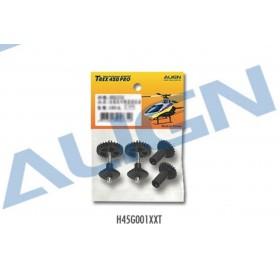 H45G001XXT ALIGN M0.6 Torque Tube Front Drive Gear Set 26T for T-REX 450PRO