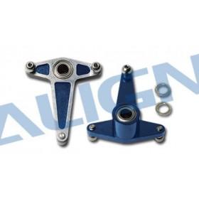 H60027T-1-84 ALIGN Metal Aileron Liver, Blue for T-REX 600/600 Nitro