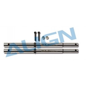 H60247T ALIGN 600DFC Main Shaft (ESP) (This main shaft is only for T-REX 600ESP model to fit with 600DFC head)